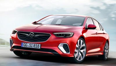 Opel Insignia GSi: Business-Limousine mit Biss